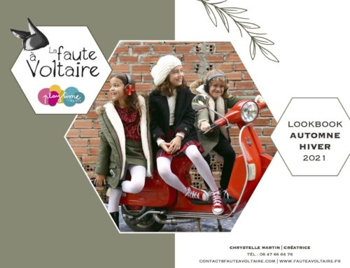 Lookbook collection Automne Hiver 2021