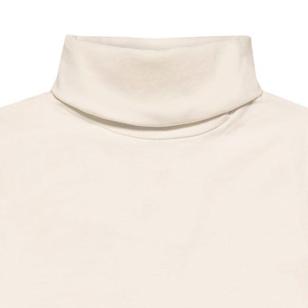 Sous pull à col roulé en coton jersey extensible quatre directions pour un maximum de confort. Modèle pull hiver de la marque de mode pour enfant LA FAUTE A VOLTAIRE